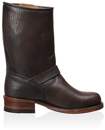 Frye Mænds Ingeniør Håndværksmæssige Boot Mørkebrun p0Q8Y
