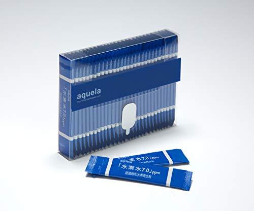 エコモ?インターナショナル アキュエラ水素 7.0 水素発生剤 30包