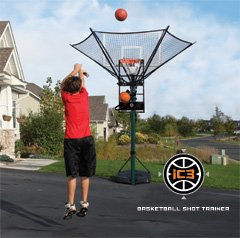 Airborne Athletics B00AXM2PJO iC3 Basketball Shot Trainer. Train Smarter. Score More!