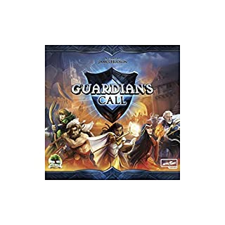 Guardian's Call | A Hero Fantasy Inspired Board Game of Deduction | Competitive Fun for Teens and Adults with Miniatures, Great Replay Value | 2-5 Players, 30-45 Minutes, Ages 14 and Up