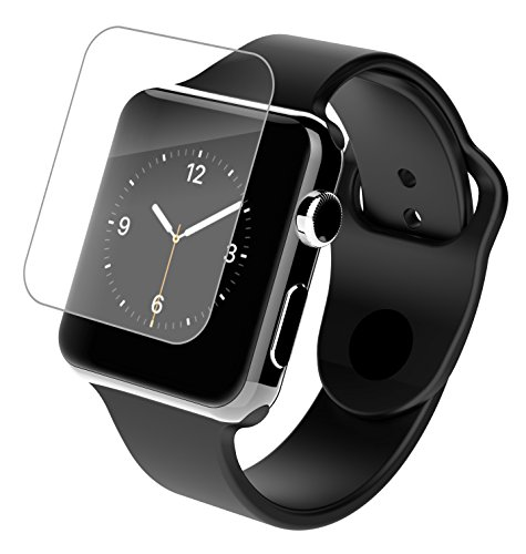 ZAGG InvisibleShield HD Screen Protection - HD Clarity + Premium Protection for Apple iWatch (38mm) by ZAGG (Image #1)