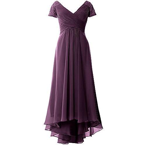 Plus Size Plum Formal Dresses Amazon