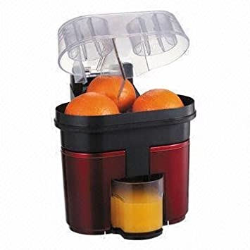 Exprimidor doble duo electrico zumo naranjas twin juicer: Amazon.es: Hogar