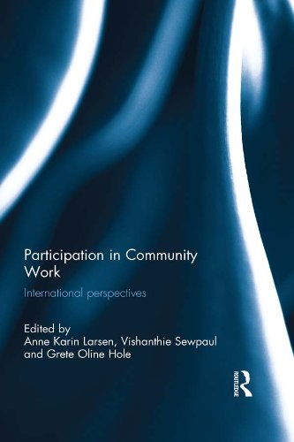 Participation in Community Work: International Perspectives