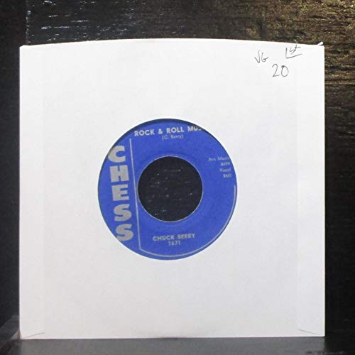 rock and roll music 45 rpm single (The Chuck Berry Single Rock And Roll Music)