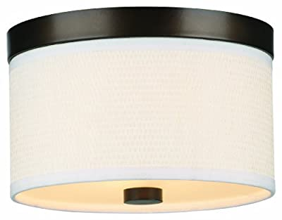Philips Forecast F615220 Cassandra Ceiling Light, Sorrel Bronze