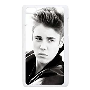 Custom High Quality WUCHAOGUI Phone case Singer Prince Justin Bieber Protective Case FOR IPod Touch 4th - Case-6