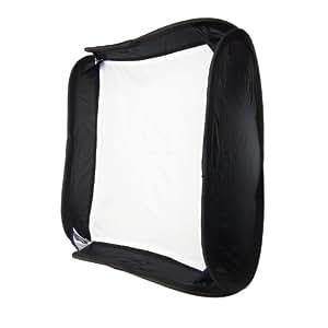 Caja de Luz Softbox Ventana DynaSun SB1006 40x40 Plegable con Anillo para Flash Estudio Foto Video