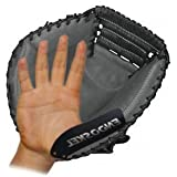 Endoskel Baseball Catchers Thumb Guard: Right Hand Thrower or Left Hand Thrower. Made with Military Grade Aircraft Aluminum & Xtreme Impact Protection Foam Technology