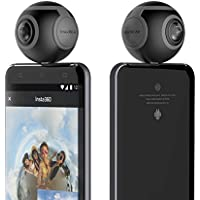 Insta360 360 VR Camera Insta360 Air (Micro USB) - CINMAIR/B, Black, compact