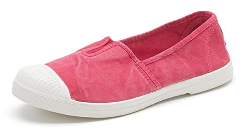 638 Scarpe per Ultimo Trendy Ballerine Sneakers Molti Tela Slavato Mocassini Natural 106E Donna Eco Sneakers Vegan World in Colori Ecologico Modello CxtRqgw