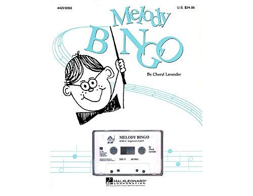 Melody Bingo - Hal Leonard Melody Bingo (Replacement Cassette) Composed by Cheryl Lavender