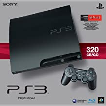 PS3 320GB System - Standard Edition