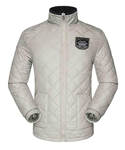 Three Wear Resistant Jackets Outdoor Autumn in JJZXX Piece Wwaterproof Polyester Two Couple Winter Suit White Coat Men's in Windbreaker Mountaineering Overcoat one Long IYUqwO7