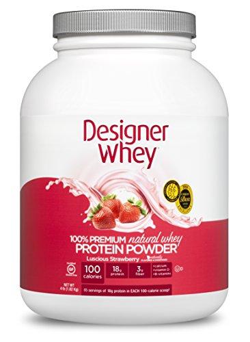 Designer Designer Whey Protein Luscious Strawberry - £ 4
