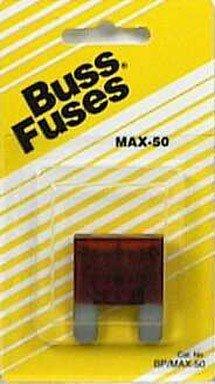 Bussmann BP/MAX-50 50 Amp Maxi Blade Fuse