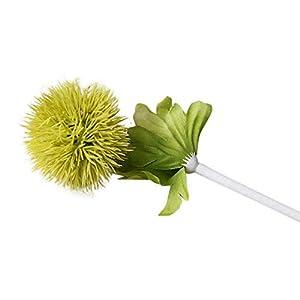 MARJON FlowersNew Artificial Fake Leaf Silver Maple Leaf Simulation Leaves Wedding Home Decor 60