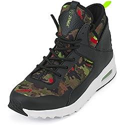Zumba Fitness LLC Women's Zumba Air Classic Remix Sneaker, Black, 8 Regular US