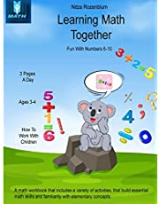 Learning Math Together: fun with numbers 6 - 10