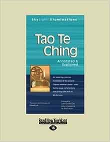 tao te ching explained pdf