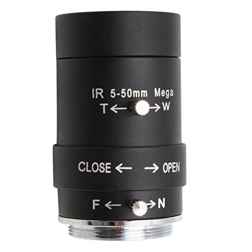 SVPRO USB camera 5-50mm varifocal zoom lens 1280720 USB2.0 OV9712 Security System CCTV Surveillance machine vision camera(USB100W03M-SFV) by SVPRO (Image #4)