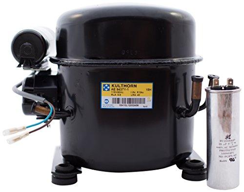 Secop Compressor Wiring Diagram : Kulthorn ae y refrigeration compressor small black