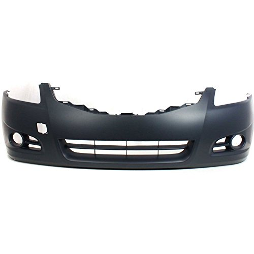 Front BUMPER COVER Primed for 2010-2012 Nissan -