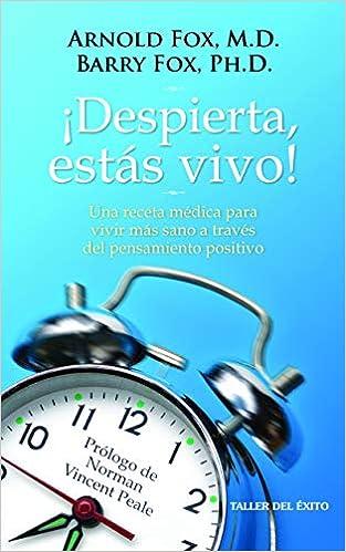 Despierta, Estas Vivo!: Amazon.es: Fox, Arnold: Libros