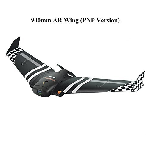 Crazepony FPV Wing 900mm Wingspan RC Planes for Adults Sonicmodell FPV Flywing Racing Wing EPP RC PNP