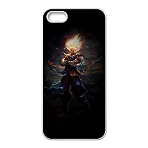 Unique Disigned Phone Case With Dragon Ball Image For iPhone 5,5S