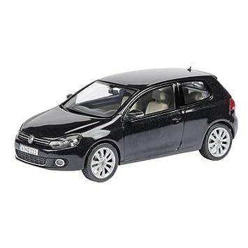 Schuco 450730600 Classic 1:43 - Volkswagen Golf 3 puertas, negro profundo