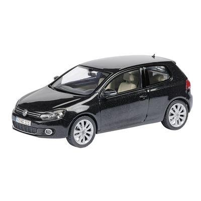 Schuco 450730600 Classic 1:43 - Volkswagen Golf 3 puertas, negro profundo: Amazon.es: Juguetes y juegos