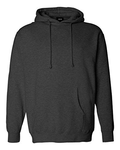 Mens 10 Oz Hooded Fleece - 5