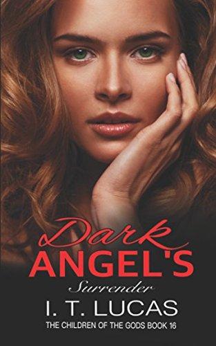DARK ANGEL'S SURRENDER (The Children Of The Gods Paranormal Romance Series)
