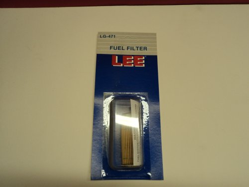 (Lee Lg-471 Fuel Filter Replaces Gf471; Cg3389;fg776;33052)