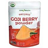 Best Goji Berries - ComboHealth Goji Berry Powder - 8oz Bag, Organic Review