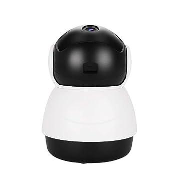 Littlefairy Cámara de vigilancia WiFi inalámbrico Remoto Monitor móvil Inteligente hogar HD Videocamara