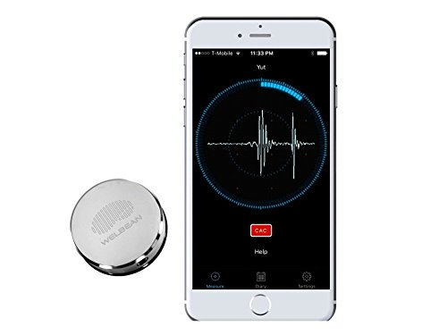 Welbean Heartscope Health Tracking System - Smart Activity Performance Monitor for Heart by Welbean
