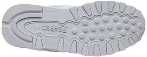 Reebok Classic Leather, Zapatillas de Trail Running Para Niños Blanco (White/1 000)
