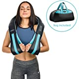 Zyllion Shiatsu Back Neck Massager - Kneading...
