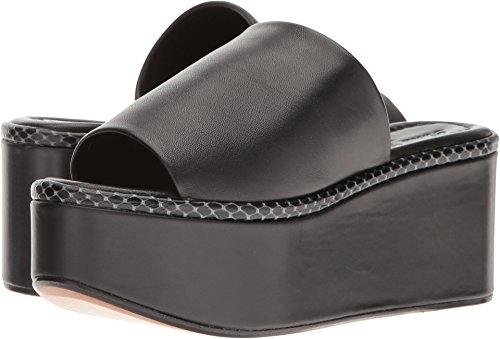 Robert Clergerie Women's Flore Black Nappa Shoe