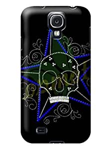 LarryToliver Customizable fashion skull pictures Diy For SamSung Galaxy S3 Case Cover Durable #1