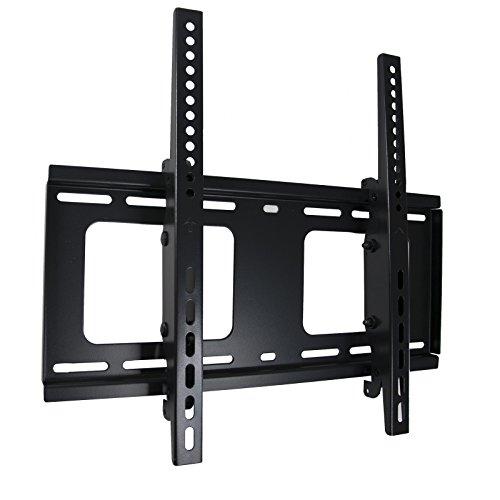 TV Mornitor Wandhalterung Deckenhalterung Fernseher Bildschirm Wand Halterung Halter Ständer Befestigung (Savonga H062 TÜV GS VESA400)