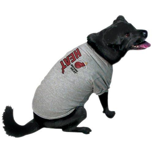 NBA Miami Heat Pet T-Shirt, Large, Team Color