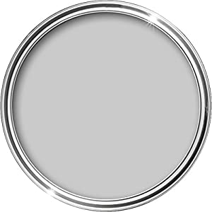 HQC Kitchen & Bathroom Paint 1L (Dove Grey): Amazon.co.uk
