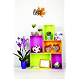 Top Selling Decals - Prices Reduced Fall In Love Wall Art Size: 20 Inches X 20 Inches