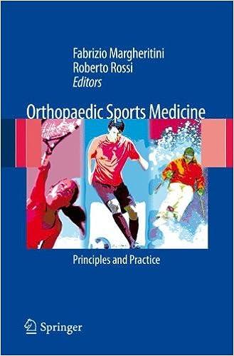 Orthopedic Sports Medicine: Principles And Practice por Fabrizio Margheritini epub
