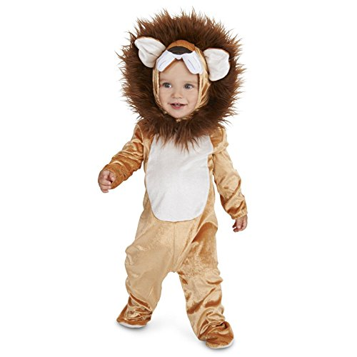 Lion Infant Dress Up Costume 6-12M