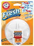 baking soda fridge fresh - Arm And Hammer Fridge Fresh Baking Soda (Pack of 1)