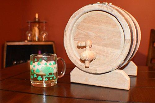 5 gallon oak wine barrel - 3